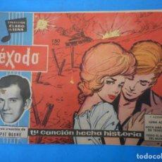 Cómics: ÉXODO. ENRIQUE BADIA. COLECCIÓN CLARO DE LUNA. AUTÉNTICO CÓMIC.. Lote 222333868