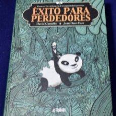 Cómics: ÉXITO PARA PERDEDORES (SILLÓN OREJERO) - CANTOLLA, DAVID; DÍAZ-FAES, JUAN. Lote 219436493