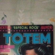 Cómics: TÓTEM EXTRA ESPECIAL ROCK 77 CON RECOMENDACIÓN DE VINILOS LP. Lote 223056605