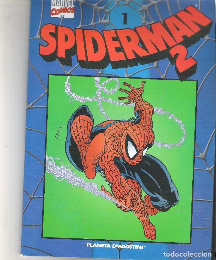 1 COMIC AÑO 2003 SPIDERMAN 2 - MARVEL COMICS - PLANETA AGOSTINI (Tebeos y Comics - Comics Extras)
