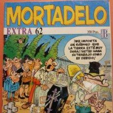 Comics: MORTADELO EXTRA 62. EDICIONES B. Lote 231328260