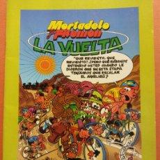 Comics: MORTADELO Y FILEMÓN. LA VUELTA. F. IBAÑEZ. TELEFÓNICA. Lote 231328415