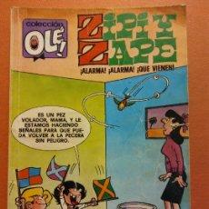 Comics: ZIPI Y ZAPE. ALARMA, ALARMA QUE VIENEN. EDITORIAL BRUGUERA. Lote 231329595