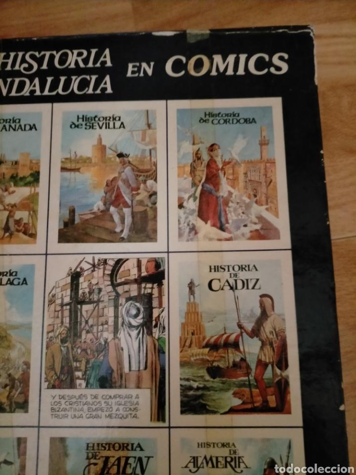 Cómics: La historia de Andalucía en Cómics - Foto 14 - 232383170