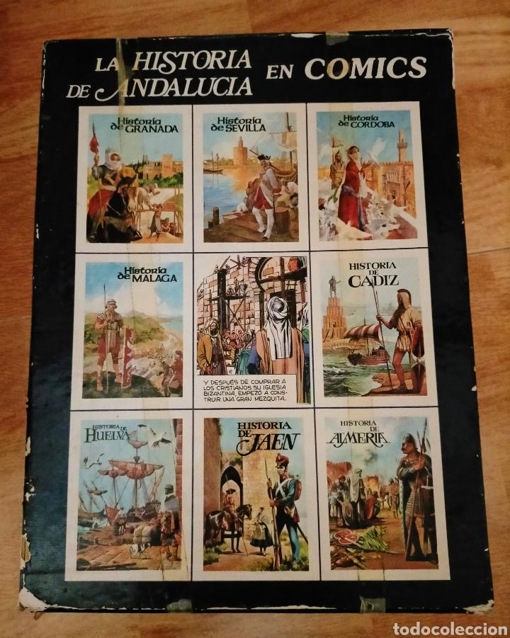 Cómics: La historia de Andalucía en Cómics - Foto 19 - 232383170