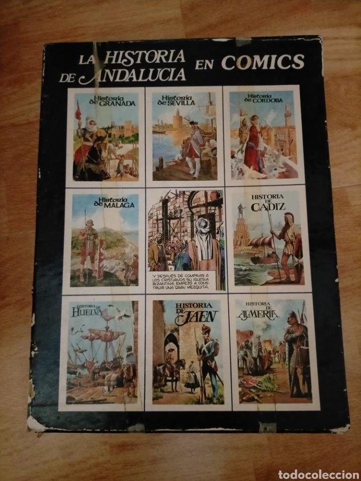 Cómics: La historia de Andalucía en Cómics - Foto 30 - 232383170