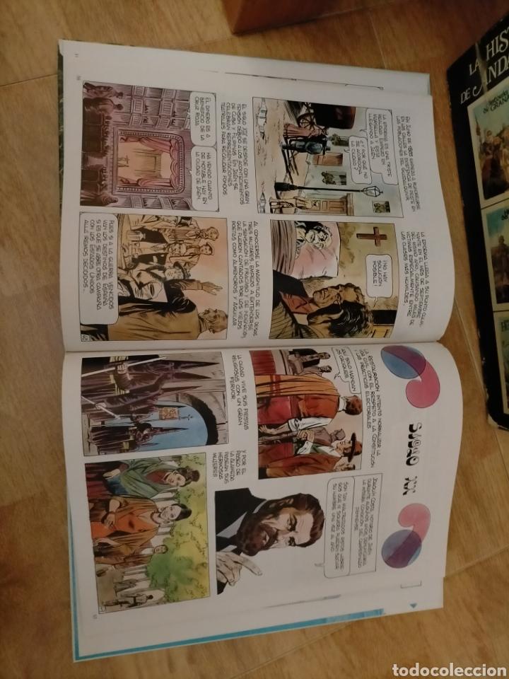 Cómics: La historia de Andalucía en Cómics - Foto 33 - 232383170