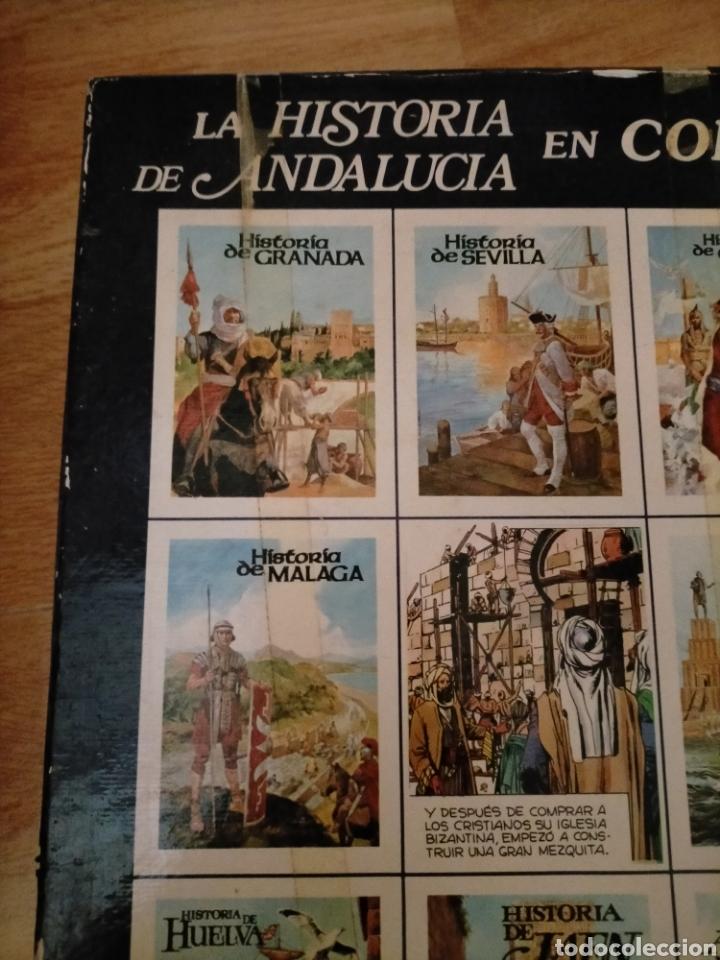 Cómics: La historia de Andalucía en Cómics - Foto 36 - 232383170