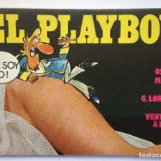 Cómics: CÓMIC EL PLAYBOY (ED. AMAIKA, 1976). ÓSCAR, FER, VENTURA & NIETO, MANEL... ORIGINAL ¡COLECCIONISTA!. Lote 39725622