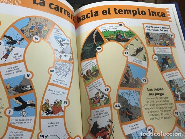 Cómics: Tintín: Álbum de juegos - Foto 3 - 233528365