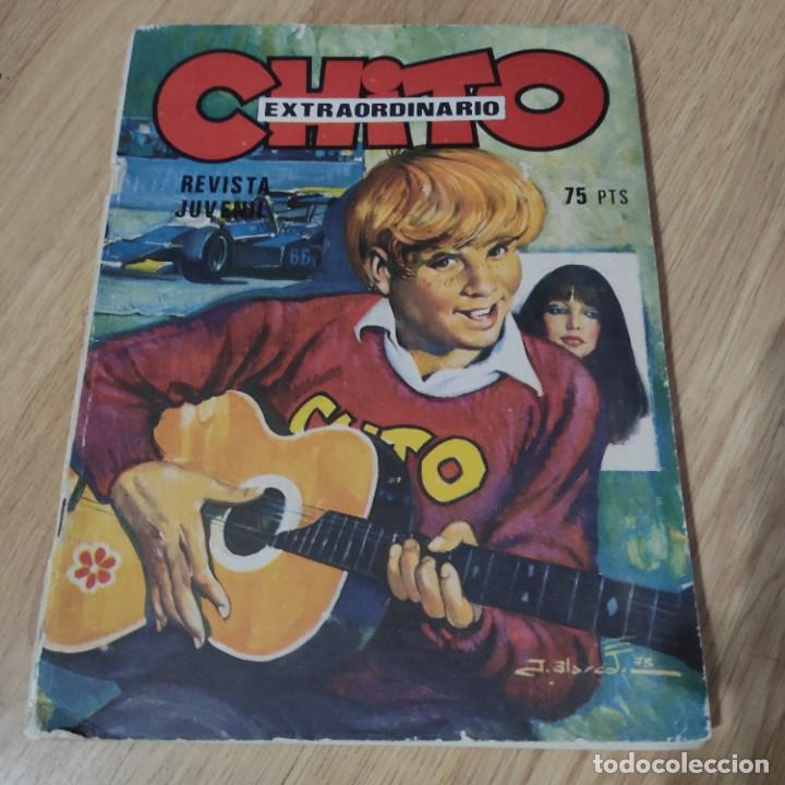ANTIGUA REVISTA JUVENIL NÚMERO EXTRAORDINARIO CHITO 1974 (Tebeos y Comics - Comics Extras)