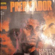 Cómics: EL PREDICADOR HASTA EL FIN DEL MUNDO. Lote 237196075