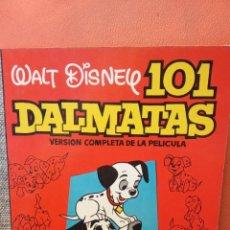 Comics: 101 DALMATAS VERSIÓN COMPLETA DE LA PELÍCULA. WALT DISNEY. EDICIONES RECREATIVAS, S.A.. Lote 239365520