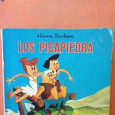 Comics: LOS PICAPIEDRA. HANNA-BARBERA. EDICIONES LAIDA.. Lote 239366915