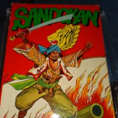 Comics: COMIC SANDOKAN 1976. Lote 241470180