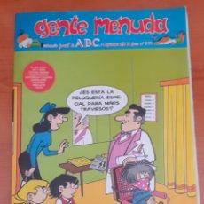 Cómics: GENTE MENUDA 1997AÑOS N399. Lote 254441810