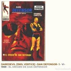 Cómics: COLECCIÓN COMICS 1969 DAREDEVIL. Lote 255020315