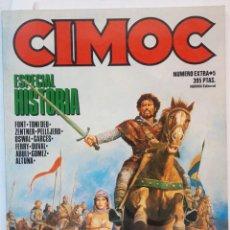Cómics: CIMOC. ESPECIAL HISTORIA. NORMA EDITORIAL. Lote 255932215