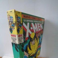 Cómics: ¡¡ MARVEL, COMICS GROUP. LA IMPOSIBLE PATRULLA DE LOS X-MEN. COLECCION HEROES CLASICOS. !!. Lote 257956850