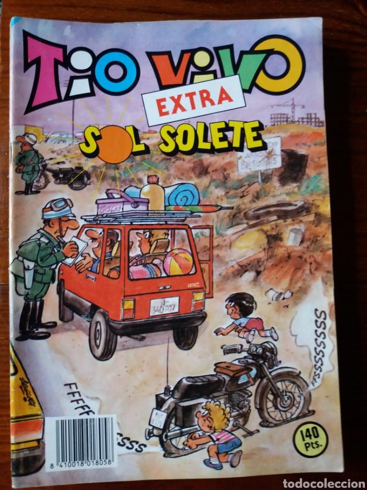 TIO VIVO(8EJEMPLARES) (Tebeos y Comics - Comics Extras)