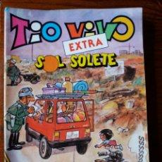 Cómics: TIO VIVO(8EJEMPLARES). Lote 258169740