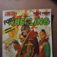 Cómics: FORT WHEELING .HUGO PRATT. Lote 260512230