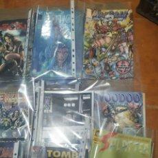 Comics : LOTE DE MAS DE 850 CÓMICS -MAYORÍA NUEVOS-, DESDE 1970 A 2002. Lote 262910545