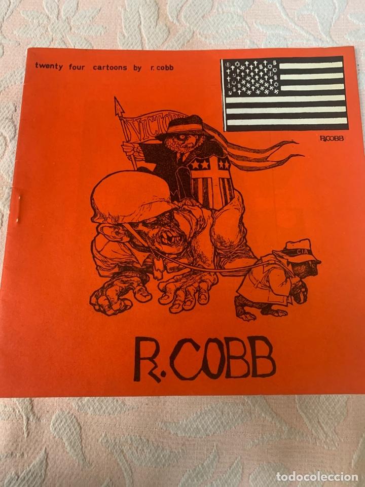 R.COBB (Tebeos y Comics - Comics Extras)