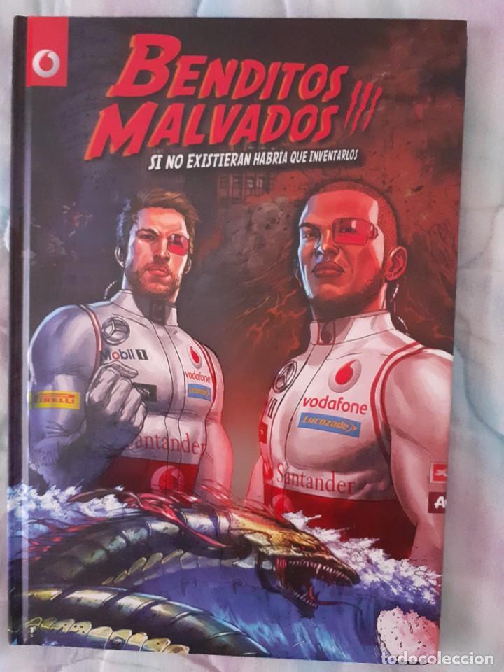 BENDITOS MALVADOS - TAPA DURA (Tebeos y Comics - Comics Extras)