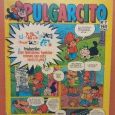 Comics: REVISTA PULGARCITO. Nº 7. EDICIONES B. Lote 266746558