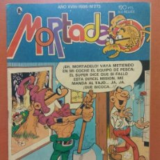 Comics: MORTADELO. AÑO XVIII 1986. Nº273. EDITORIAL BRUGUERA. Lote 266746783
