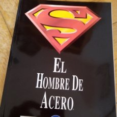 Cómics: EL HOMBRE DE ACERO. SUPERMAN. JOHN BYRNE Y DICK GIORDANO. Lote 266746788