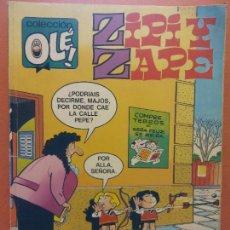 Comics: ZIPI Y ZAPE. Nº 301-Z63. EDICIONES B. Lote 266747028