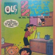Comics: MORTADELO Y FILEMÓN UN, DOS, TRES.. TRAVESURAS OTRA VEZ. Nº129. EDITORIAL BRUGUERA. Lote 267001109