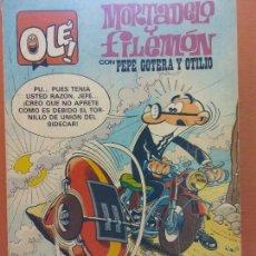 Comics: MORTADELO Y FILEMÓN CON PEPE GOTERA Y OTILIO. Nº253. EDITORIAL BRUGUERA. Lote 267001184