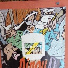 Cómics: TIRANT LO BLANC. DINOU. EL TEMPS EDICIONS DEL PAÍS.. Lote 267148869
