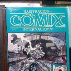 Cómics: ILUSTRACIÓN +COMIX INTERNACIONAL N DE 7 A 12. Lote 270231243