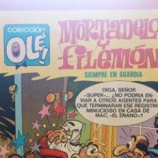 Cómics: MORTADELO Y FILEMÓN SIEMPRE EN GUARDIA. Nº117. EDITORIAL BRUGUERA. Lote 276660973