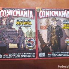 Cómics: COMIC MANIA. LOTE 2 AL 9. Lote 278923613
