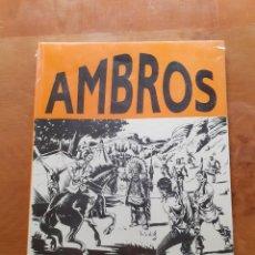 Cómics: AMBROS RELATOS CORTOS. Nº 5. Lote 287488403