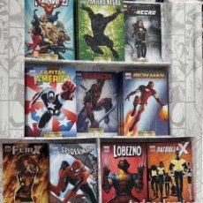 Comics: COLECCIÓN MARVEL LOS AÑOS 2000-EL RENACIMIENTO – TOMO I - LO VENGADORES (LA INICIATIVA ULTRÓN Y RONI. Lote 287648408