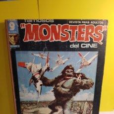 Fumetti: ALBUM MONSTERS DEL CINE GARBO 1975. Lote 288330208
