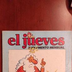 Cómics: REVITA EL JUEVES LA BIBLIA CONTADA A LOS PASOTAS1980. Lote 289897038