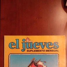 """Cómics: REVISTA EL JUEVES MARTÍNEZ EL FACHA """"¡PRESENTE!"""" 1979. Lote 289898388"""