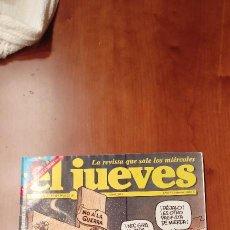Cómics: REVISTA EL JUEVES NUM.1351 SEMANA SANTA CON MACRO PÓSTER. Lote 289901753