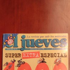 """Cómics: REVISTA EL JUEVES CÓMIC """"SUPER EXTRA ESPECIAL"""" AÑO XX 1996 Nº 1000. Lote 289902708"""