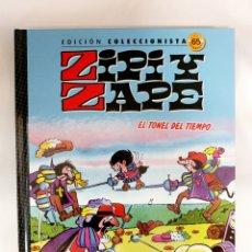 Cómics: COMIC ZIPI Y ZAPE EL TONEL DEL TIEMPO, EDICIÓN COLECCIONISTAS. Lote 293424273