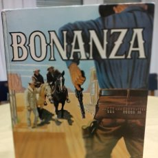 Cómics: BONANZA. NEW STORIES BASED ON THE FAMOUS TELEVISIÓN SERIES.. Lote 296067118