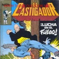 Cómics: EL CASTIGADOR (THE PUNISHER) NUMEROS 27 AL 30. Lote 26298437