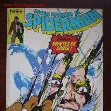 Cómics: SPIDERMAN (REENTAPADO FORUM). (Nº 166/170). Lote 26007105